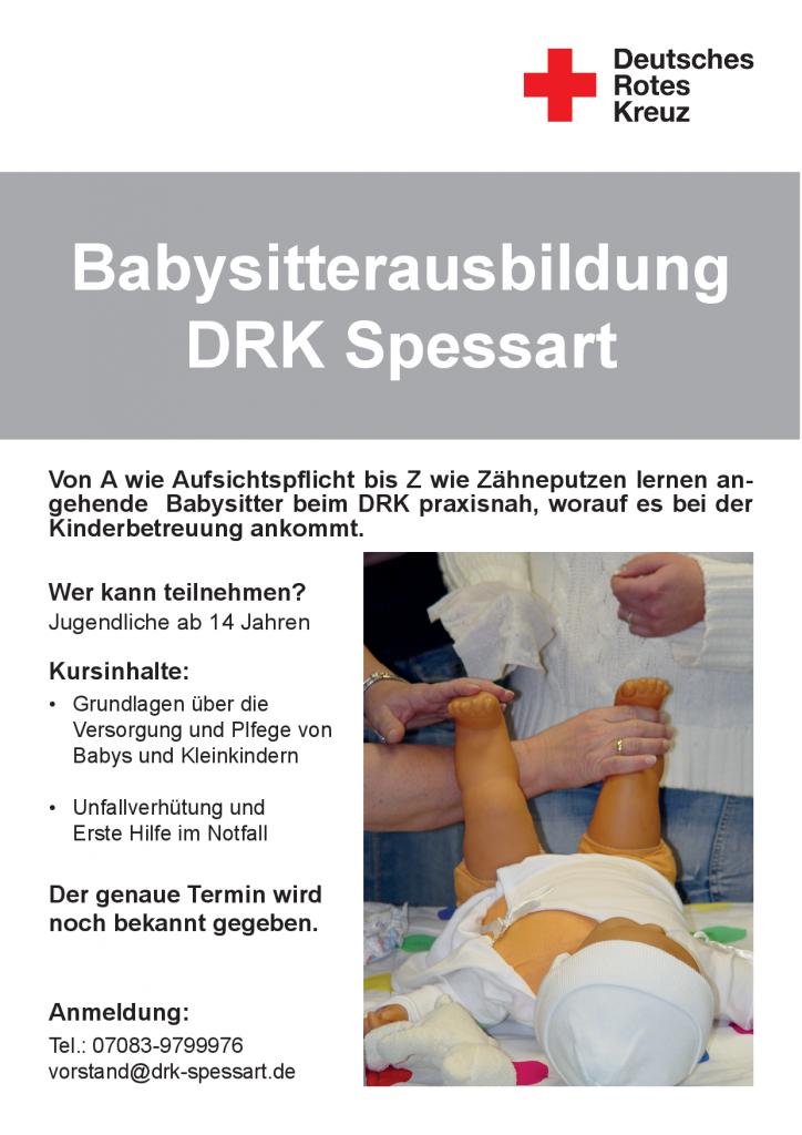 Babysitter Spessart